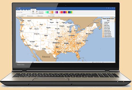 AlignMix 2016 on Laptop