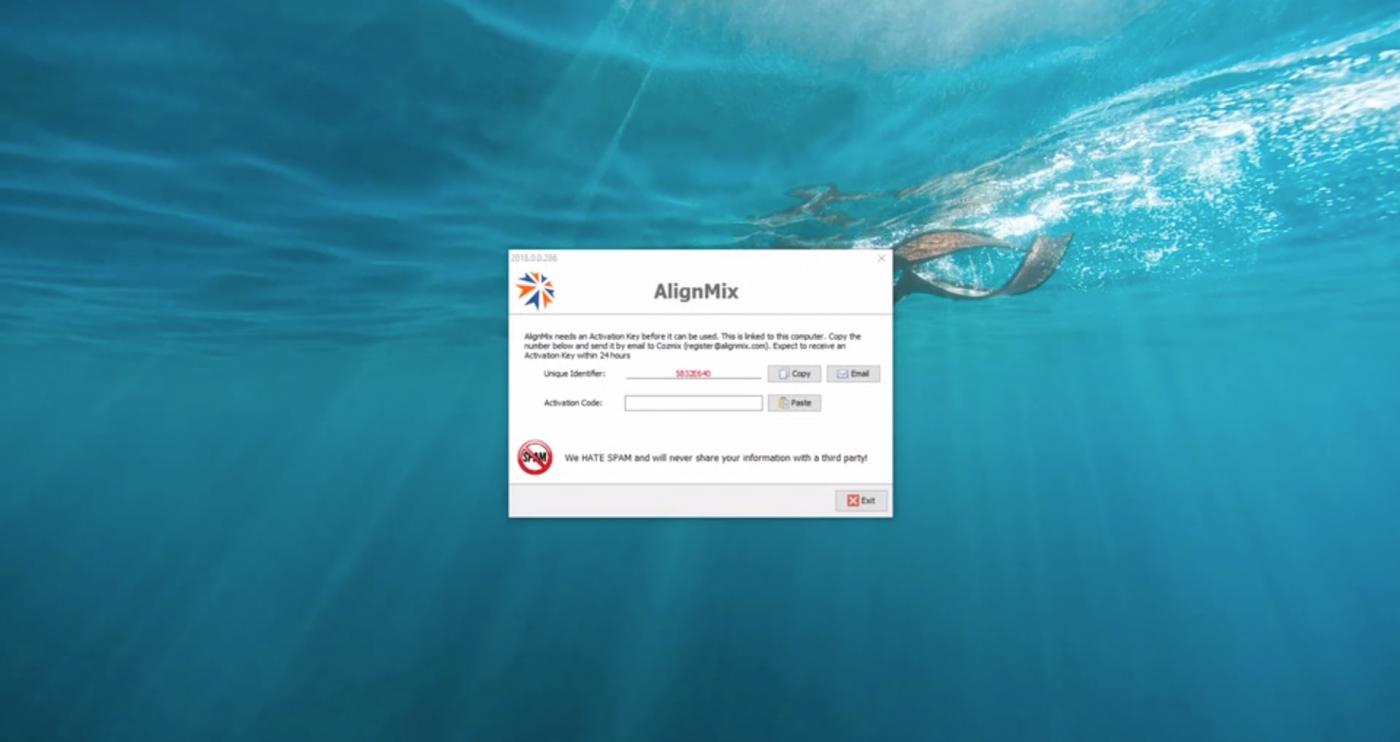 Re-activate AlignMix