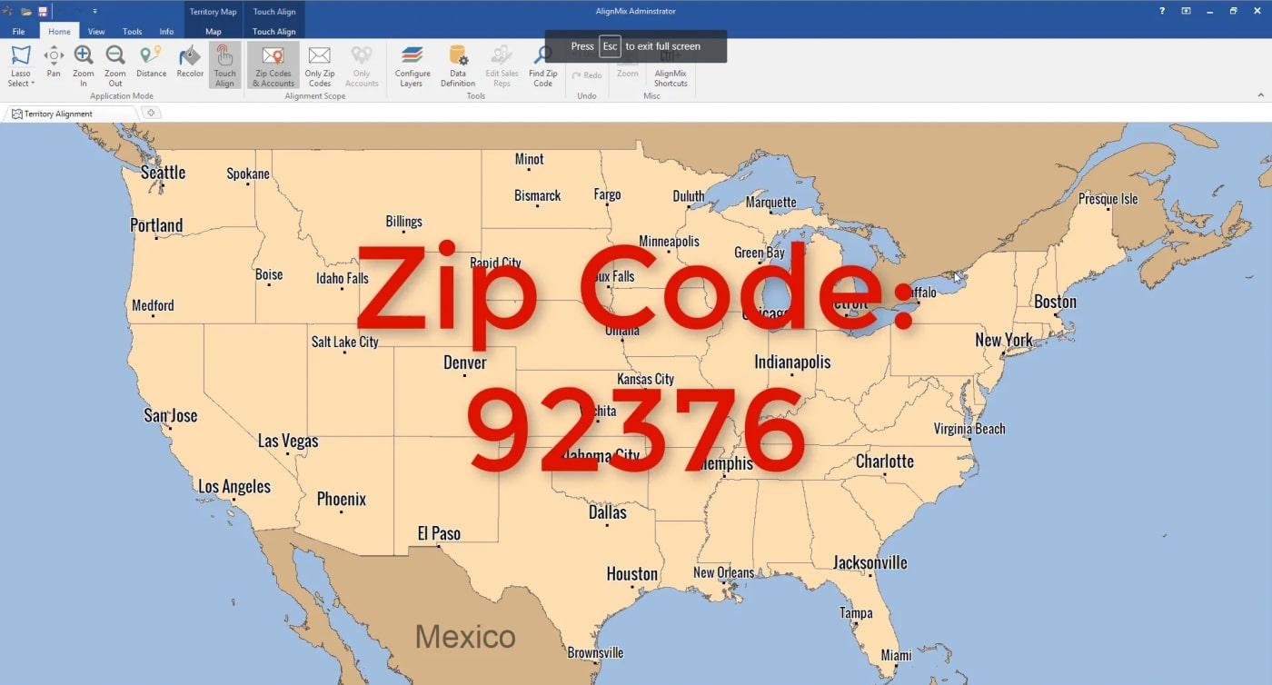 Zip Code 92376 | AlignMix